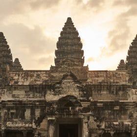 Rejser til Cambodja