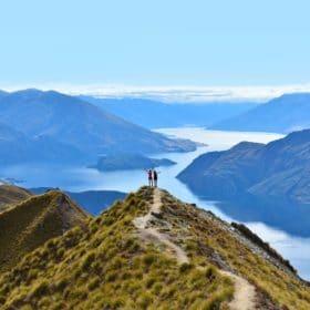 Rejser til New Zealand