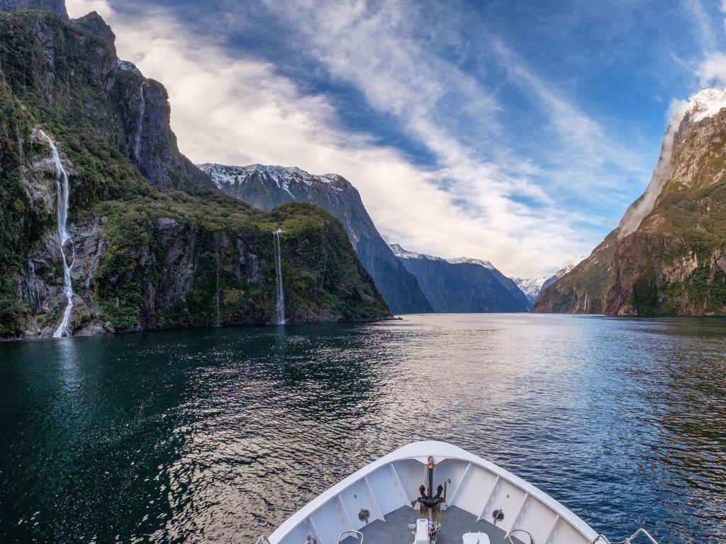 Milford Sound I New Zealand