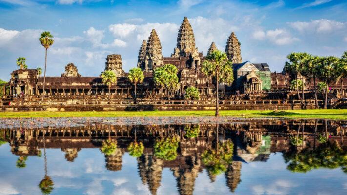 Angkor Wat byen